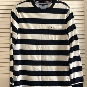 Tommy Hilfiger striped long sleeve top